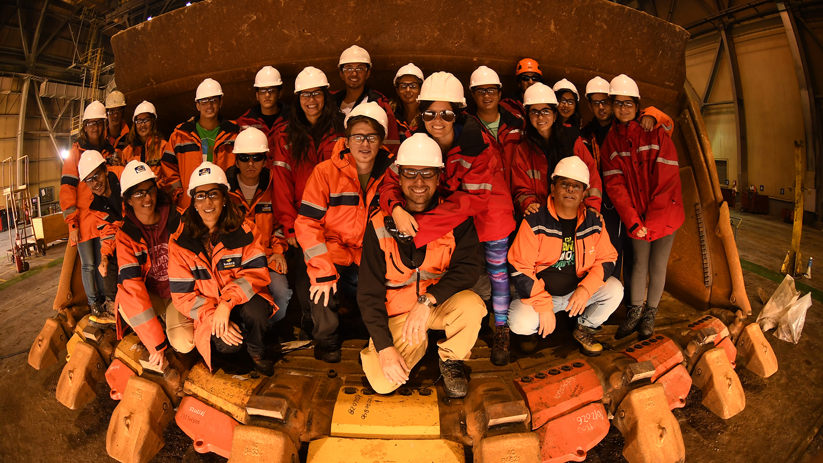 Barrick promotes a culture of continuous learning through groupwide programs designed to develop a foundation of operational knowledge and management skills.