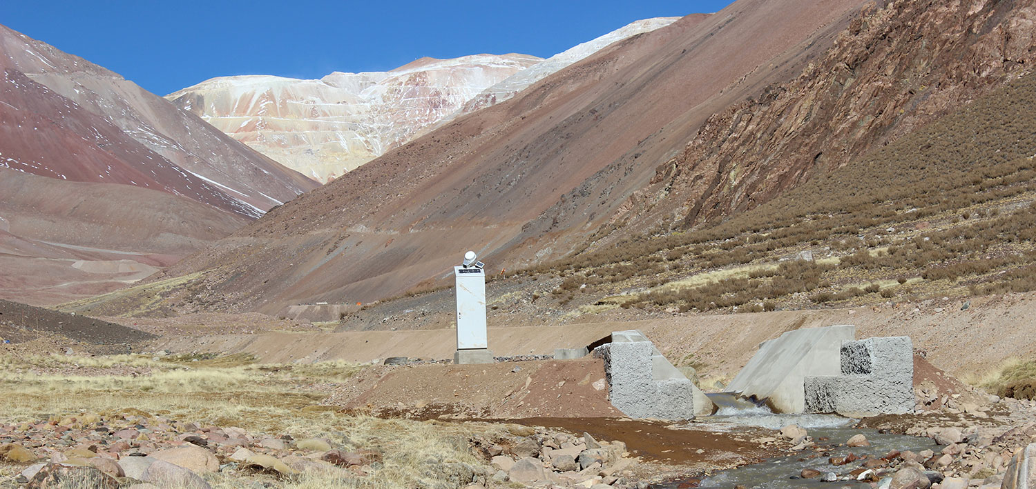 Barrick Gold Corporation Real Time Water Monitoring Promotes Transparency At Pascua Lama