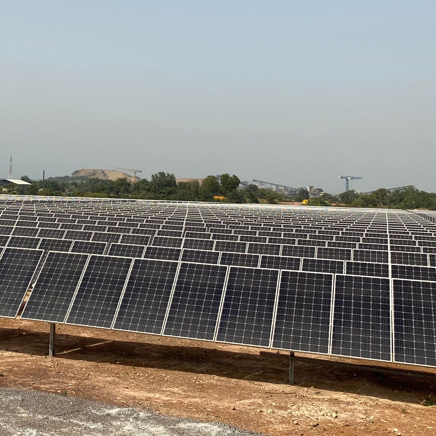 The Loulo-Gounkoto mine complex has commissioned a 20MW solar power plant, with plans to double its capacity.