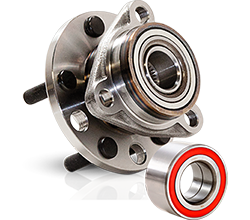 Hub Assemblies and Bearings