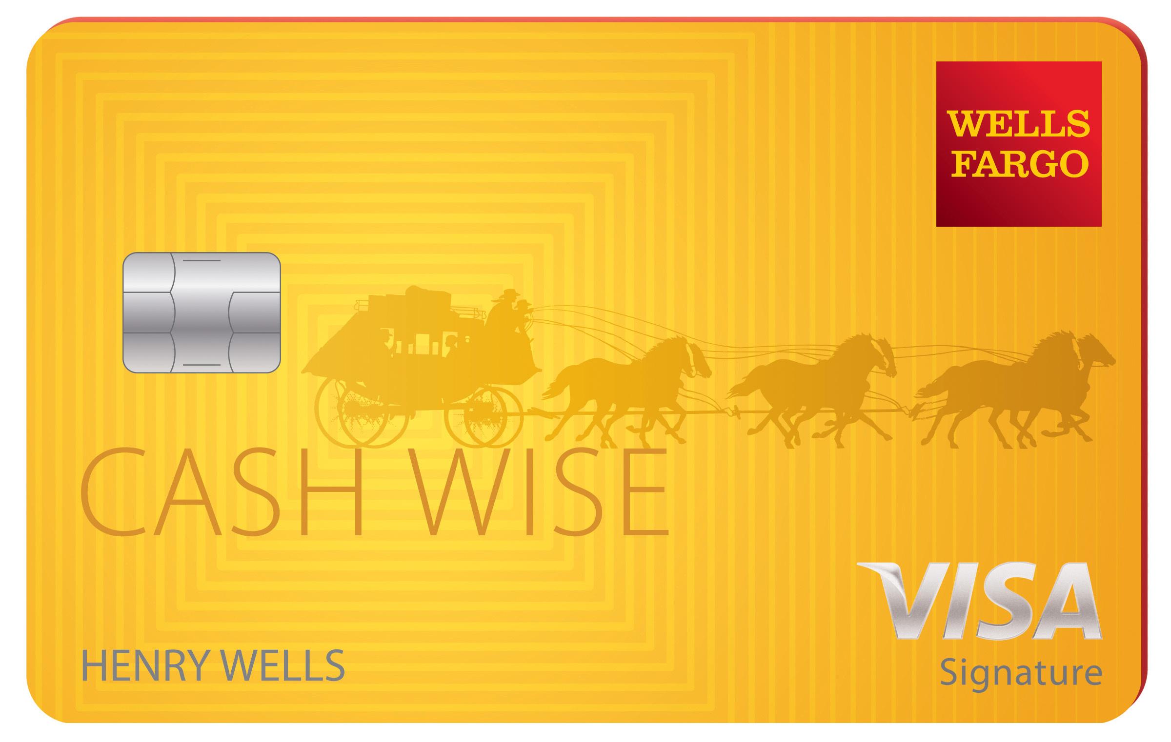 Wells Fargo Newsroom - Customers Earn More Cash Rewards With Wells