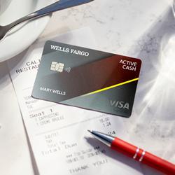 Wells Fargo Newsroom - Wells Fargo Announces Active Cash℠ Credit